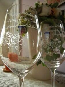 ワイングラスSP