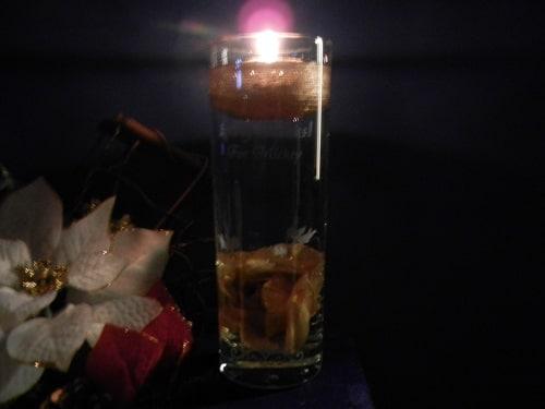 キャンドル小点燈2783