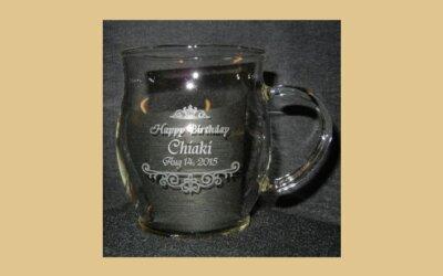 名入れギフト【耐熱香りマグカップ】結婚祝い・記念日に♪